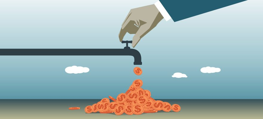 Analysts-View-Faucet-Money-Flow