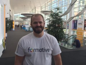 formative company, at ISTE
