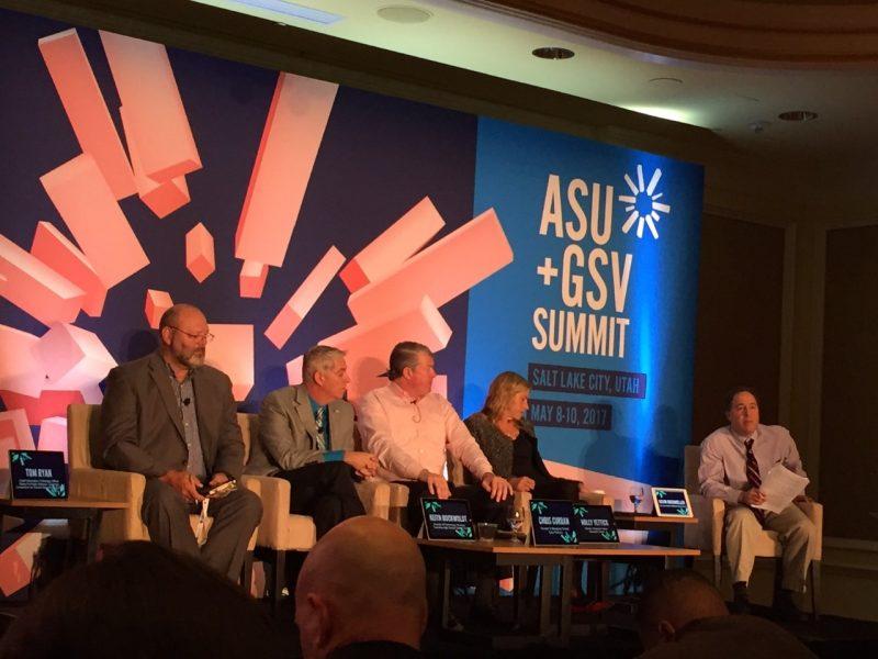 asu/gsv panel on edweek market brief survey results