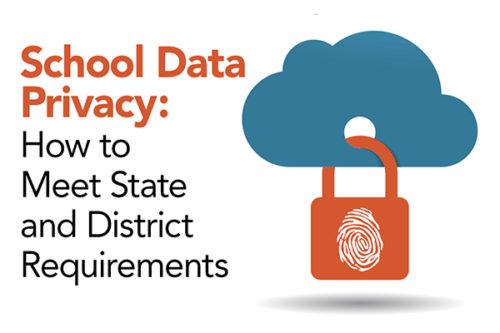EdWeek Market Brief webinar on data privacy, April 27