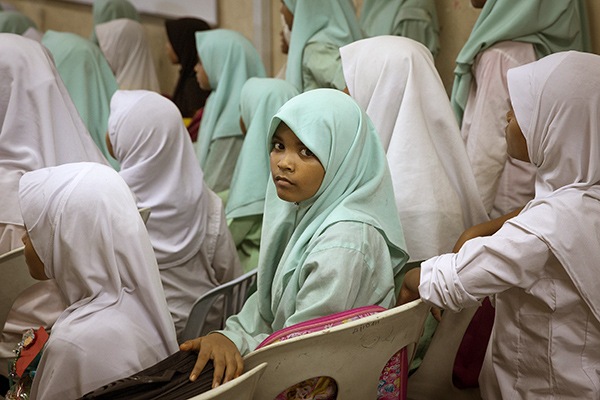 World Bank, economic benefits for girls of education