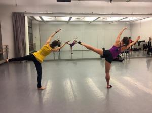 Sara Dancing