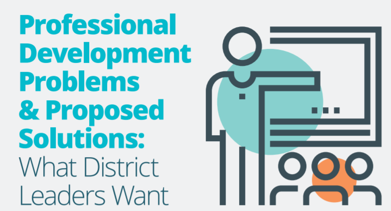EdWeek Market Brief: What PD products are missing in the K-12 market?